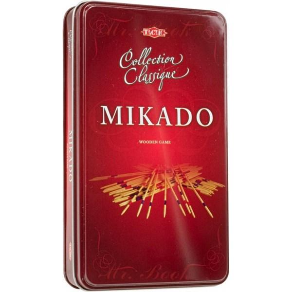 Plockepinn, Mikado (SE/FI/NO/DK/EN)