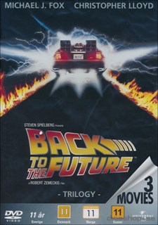 Back to the Future Trilogy (3-disc)