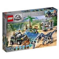 Strid mot Baryonyx: Skattjakten, LEGO Jurassic World (75935)