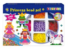 Perlesett Princess, 4000 stk, Playbox