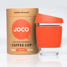 Kaffemugg 350ml, Orange, JOCO