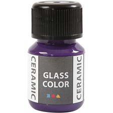 Glass Ceramic, 35 ml, violet