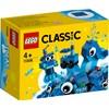 Luovat siniset palikat, LEGO Classic (11006)