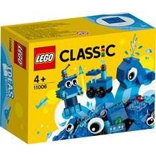 Blå kreativitetsklosser, LEGO Classic (11006)