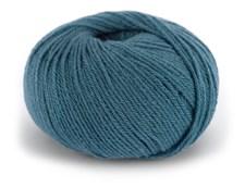 Dale Garn Pure Eco Baby Wool Økologisk Ull 50 g Denimblå 1315