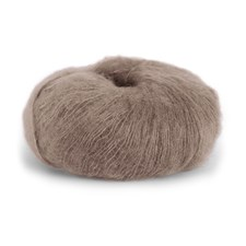 Dale Garn Erle Silk Mohair Mix 50 g Gammelrosa 4205