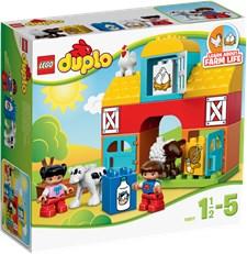 Min första bondgård, LEGO DUPLO My First (10617)