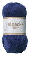 Alpacka Solo Ullgarn 50g Marin (29115)