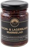 Werners Marmelad Fikon Lagerblad 120 g
