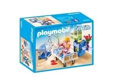 Synnytyshuone ja pinnasänky, Playmobil (6660)