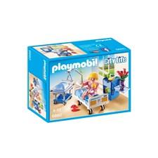 Förlossningsrum med spjälsäng, Playmobil (6660)