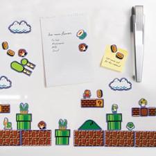 Super Mario Bros KjØLeskapsmagneter