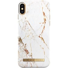 Mobildeksel, Fashion Case, Til Iphone X, Carrara Gold, Ideal