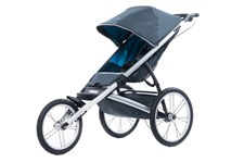 Thule Glide1 Joggingvagn, Dark Shadow