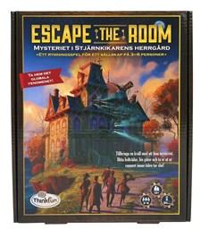 Escape the room, Mysteriet i stjärnkikarens herrgård