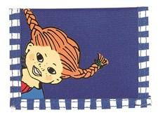 Plånbok Blå, Pippi