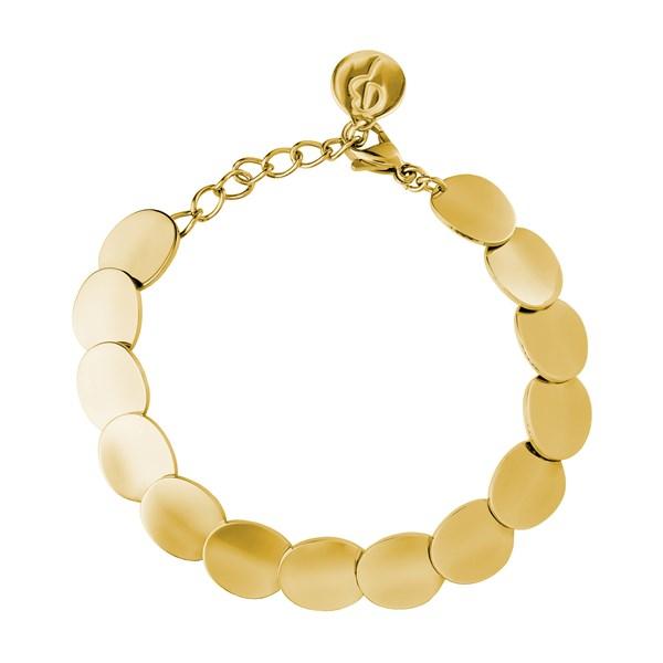 Edblad Pebble Armbånd Gold