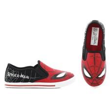 Slip-in sneaker, Svart, strl 33, Spindelmannen
