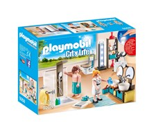 Baderom, Playmobil City Life (9268)