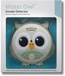 Brandvarnare Mr Owl, Flow