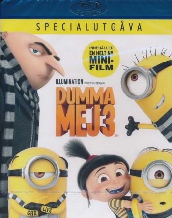 Dumma Mej 3 (Blu-ray)