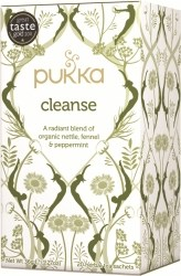 Pukka Te Cleanse Tepåsar 20 st Ekologisk