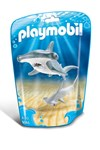 Hammerhai med unge, Playmobil (9065)
