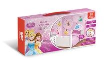 Decor kit, Disney Princess, Walltastic
