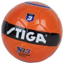 Fotboll, Strl 3 Orange, Thunder Ball, Stiga
