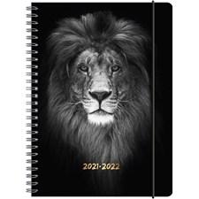 Kalender A5 Lion 2021/2022 Almanacksförlaget