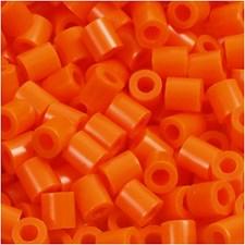 Fotohelmet, koko 5x5 mm, aukon koko 2,5 mm, 1100 kpl, kirkas oranssi (13)