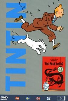 Tintin - Blå Lotus