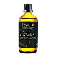 Loelle Mandelolje Kaldpresset, 100 ml