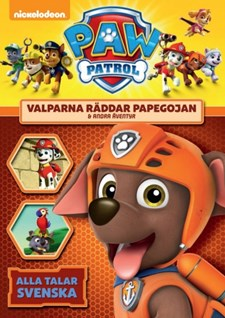 PAW Patrol - Säsong 2: Vol 5 - Valparna räddar papegojan & andra äventyr