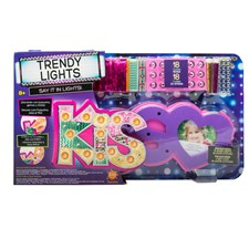 Styla din egen lampa, KISS, Trendy Lights