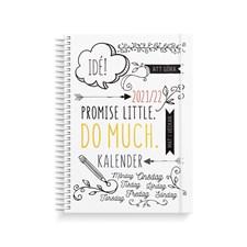 Kalender 21-22 Doodle A5 Burde