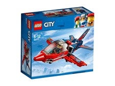 Flyguppvisningsjet, LEGO City Great Vehicles (60177)