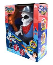 I Skeleton Blast, IR Shooting Game