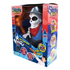 I Skeleton Blast, IR Shooting Game