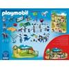 Adventtikalenteri, Ratsastustila, Playmobil (9262)