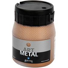 Art Metal metallimaali, 250 ml, antiikkikulta