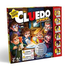 Cluedo Junior Refresh FI/SE