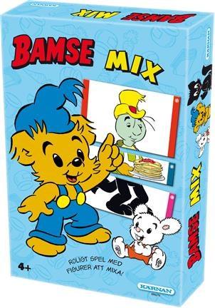 bamse memo spel