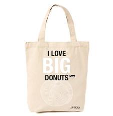 Phildar Big Donut, Garnväska