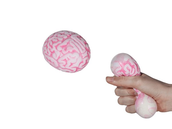 Stressboll Hjärna