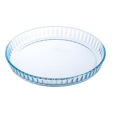 Ildfast paiform, Classic, Ø 27 cm, Glass, Pyrex