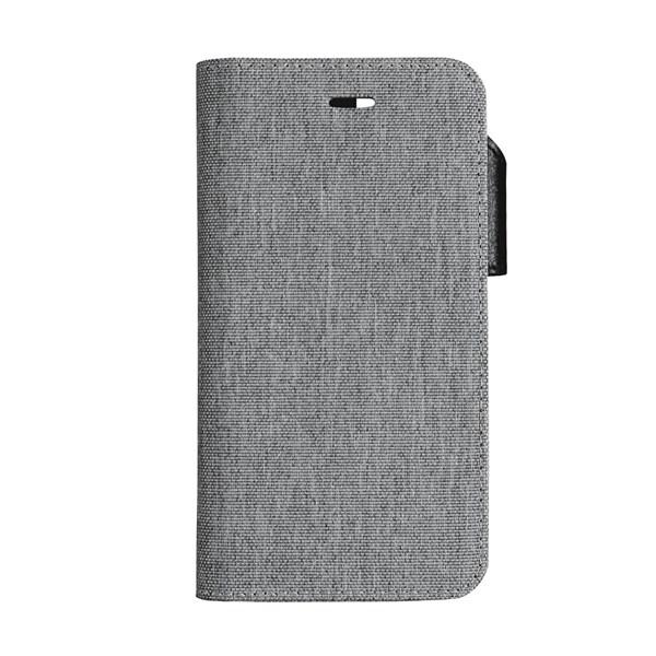 GEAR Plånboksväska Onsala Textil Grå iPhone 6/7/8