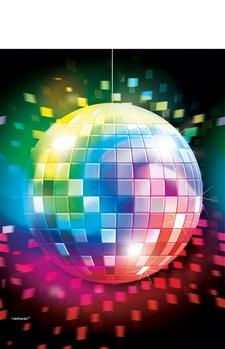 Disco Fever 70`s bordsduk