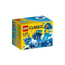 Blå kreativitetsboks, LEGO Classic (10706)