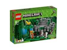 Djungeltemplet, LEGO Minecraft (21132)